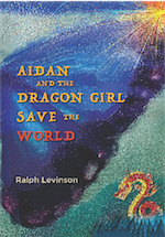 Aidan and the Dragon Girl Save the World cover