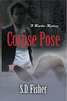 Corpse Pose: A Murder Mystery cover