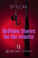 BeDtime Stories for the Master  - 12 BDSM Short Stories cover