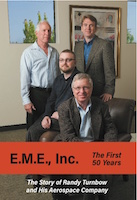 EME Inc.: The Story of Randy Turnbow and His Aerospace Company by Art Stricklin