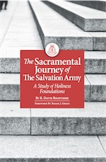 The Sacramental Journey of the Salvation Army: A Study of Holiness Foundations cover