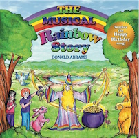 The Musical Rainbow Story by Donald Abrams