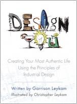DESIGN YOU by Garrison Leykam and Christopher Leykam