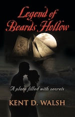 LEGEND OF BEARDS HOLLOW cover