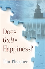 Does 6 x 9 = Happiness? by Tim Pleacher