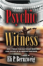 Psychic Witness cover
