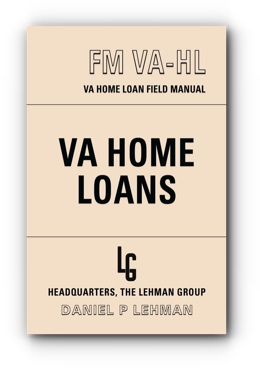 VA HOME LOANS cover