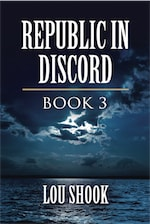 REPUBLIC IN DISCORD: BOOK 3 cover