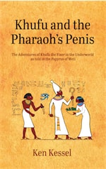 KHUFU AND THE PHARAOH'S PENIS cover