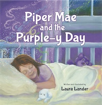 Piper Mae and the Purple-y Day! cover