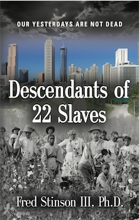 Descendants of 22 Slaves cover