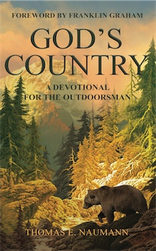 GOD'S COUNTRY: A Devotional for the Outdoorsman cover