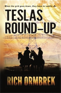 TESLAS ROUND UP cover