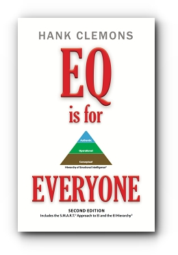 EQ is for EVERYONE: A look at how emotional intelligence benefits all of us...with examples cover