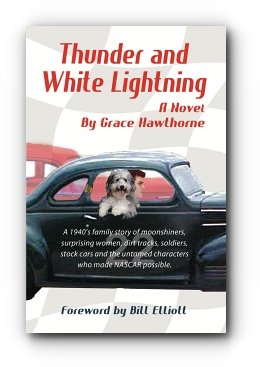 Thunder and White Lightning by Grace Hawthorne