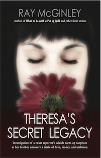 THERESA'S SECRET LEGACY cover