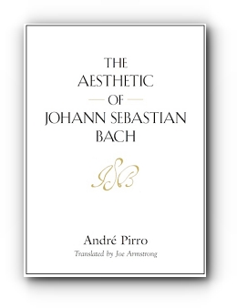 The Aesthetic of Johann Sebastian Bach cover
