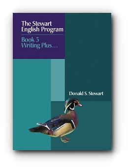The Stewart English Program: Book 3 Writing Plus . . . cover