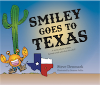 SMILEY GOES TO TEXAS cover