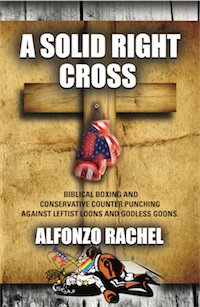 A SOLID RIGHT CROSS: Biblical Boxing and Conservative Counter Punching Against Liberal Loons and Godless Goons cover