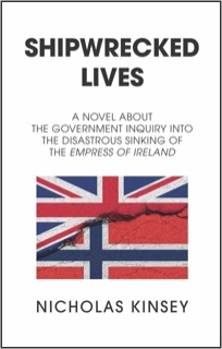 Shipwrecked Lives by Nicholas Kinsey