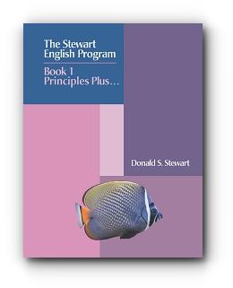 The Stewart English Program Book 1 Principles Plus... by Donald S. Stewart
