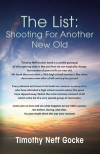 The List: Shooting For Another New Old by Timothy Neff Gocke